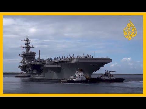 ???? ???? بحر جنوب الصين ساحة أخرى للصراع الأميركي الصيني  - نشر قبل 14 ساعة