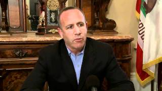 Senate President pro Tem Darrell Steinberg post election media availability