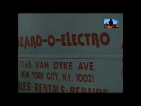 Stewart Copeland -  The Equalizer cameo