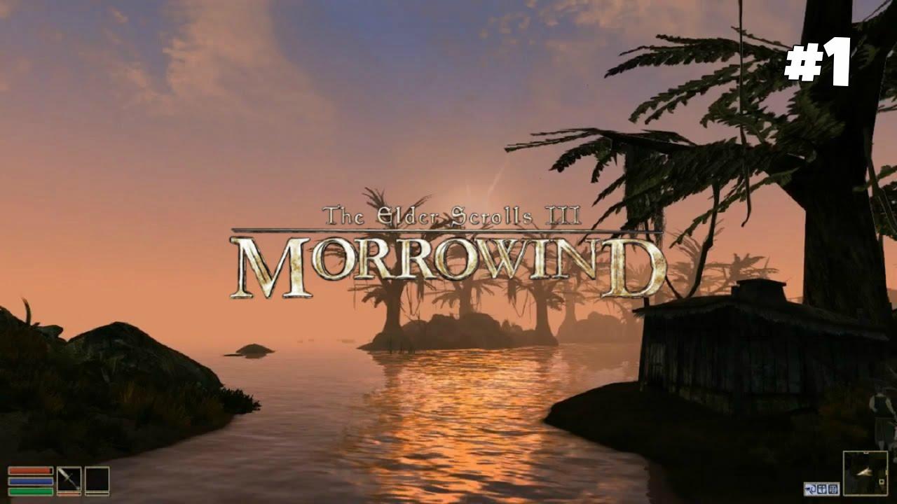 скачать the elder scrolls 3 morrowind с улучшенной графикой бесплатно