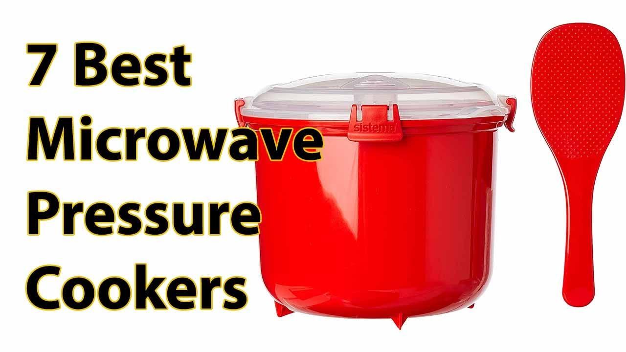7 Best Microwave Pressure Cookers 2017 Reviews