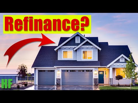 when-is-the-best-time-to-refinance-a-mortgage?