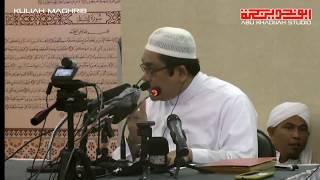 Jangan Takut Kepada Manusia | Ustaz Shamsuri Haji Ahmad