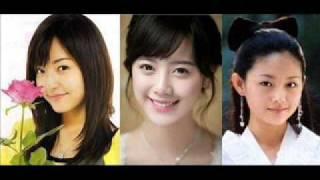 Who's Better?BArbie Xu,Mao Inoue or Goo Hye Sun