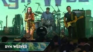 Ryn Weaver: Bonnaroo Performance (2015)