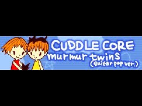 CUDDLE CORE 「Murmur Twins (guitar pop ver.)」