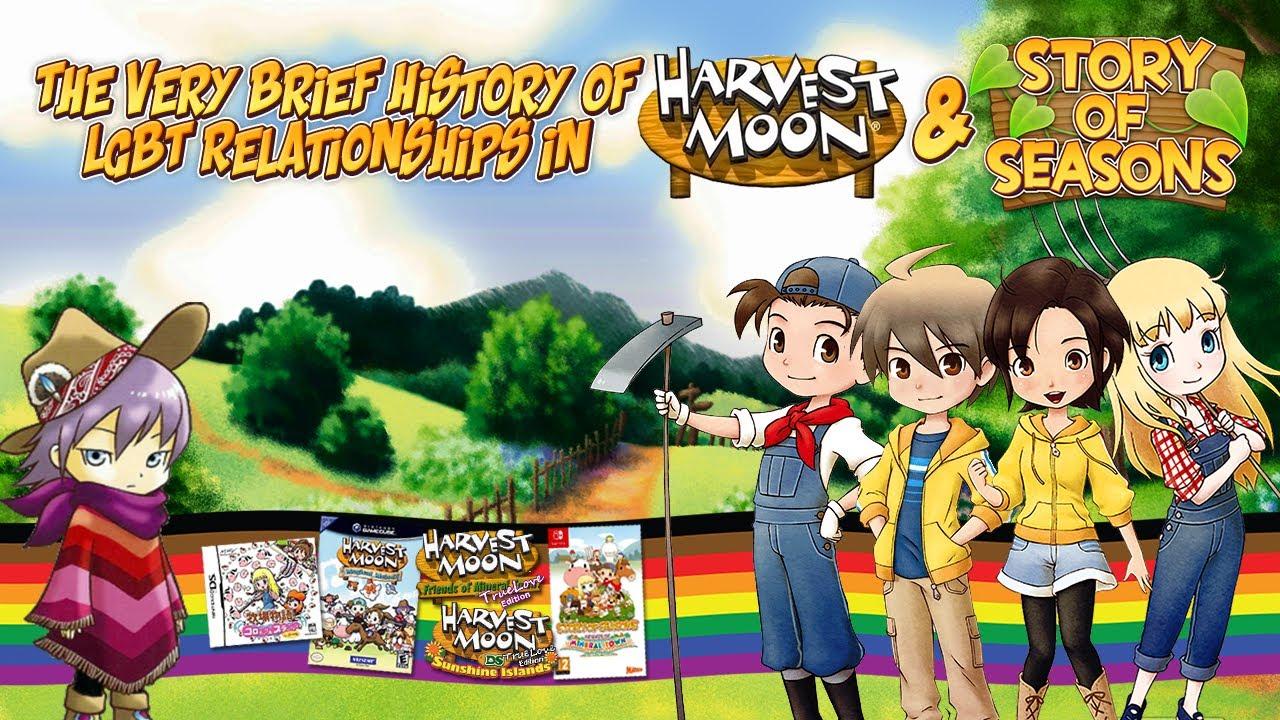 Harvest Moon Gay