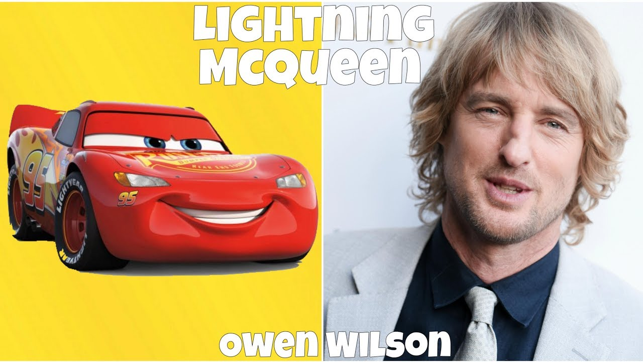 cars 3 actors behind the voices youtube