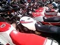 Encontro Serra Azul - Yamaha RD 350, DT 200 e RD 135 - 30/03/2014