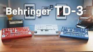 Introducing the TD-3 Synthesizer