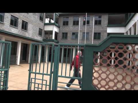 St. Al's, Kibera,Kenya - Fr.Terry Charlton and St. Aloysius Gonzaga School