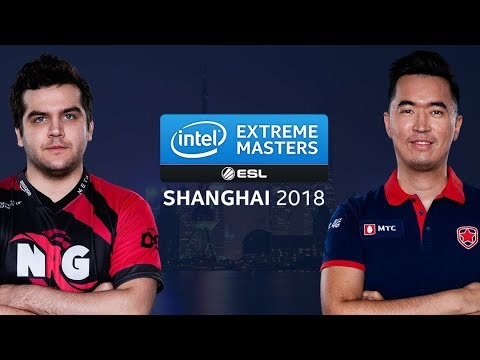 NRG vs Gambit - IEM Season XIII SemiFinals - Map 2