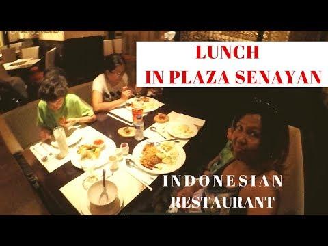 Lunch In Plaza Senayan - Indonesian Restaurant Roemah Rempah
