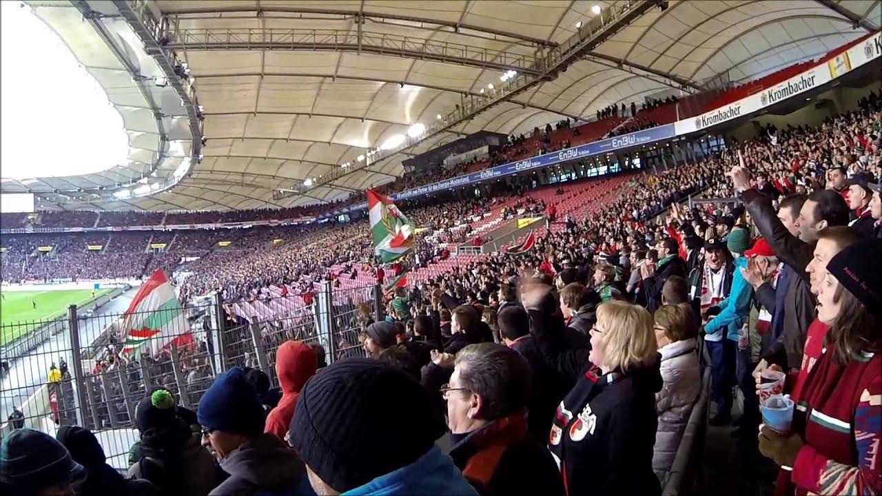Stuttgart Vs Augsburg