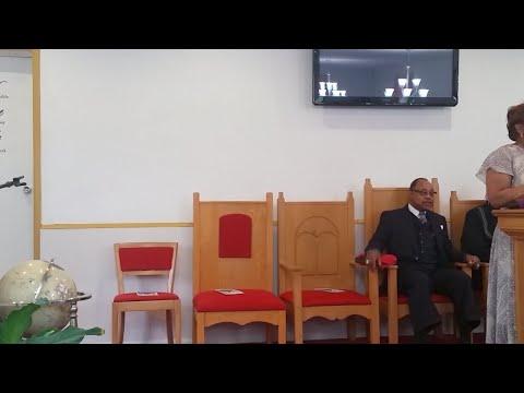 Pastoral Anniversary Of Apostle Robert Haley