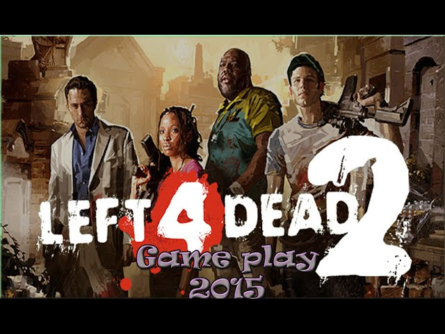 Left 4 Dead 2 Massacre de Crânios 2015