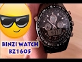 the amazing binzi 1605 watch review, from aliexpress