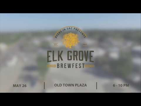 Elk Grove Brewfest 2017 Teaser Video