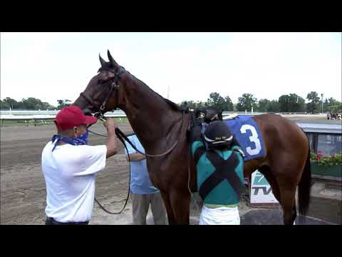 video thumbnail for MONMOUTH PARK 07-12-20 RACE 5