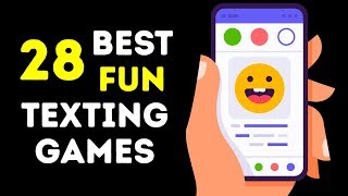 28 Online Texting Games To Play With Your Friends