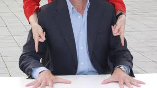 Oefening 18, handen spreiden