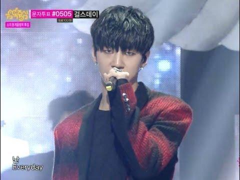 【TVPP】B.A.P - Bang x2 + 1004(Angel), 비에이피 - 뱅 X2 + 1004(천사) @ Comeback Stage, Show! Music Core Live