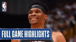 RAPTORS at ROCKETS | Westbrook Makes Rockets Debut | NBA Japan Games 2019
