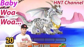 ✔️Sư tử Rồng DRAGON CITY HNT choi game GAME NÔNG TRẠI RỒNG HNT Channel #