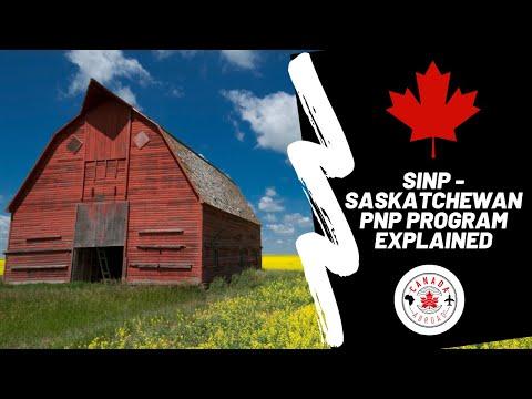 The Saskatchewan Immigrant Nominee Program (SINP) Explained
