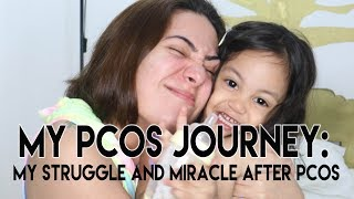 💉 🚑 MY PCOS JOURNEY: CONCEIVING AND POLYCYSTIC OVARY SYNDROME | oeuvretrends