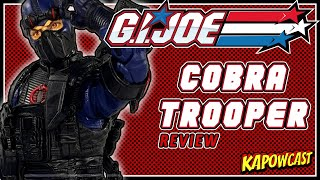 G.I. JOE CLASSIFIED COBRA ISLAND COBRA TROOPER | TARGET EXCLUSIVE