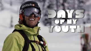 Cody Townsend — Days Of My Youth — POWDER TV