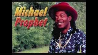 "MICHAEL PROPHET ~ HERE COMES THE BRIDE ~ 12"" (GREENSLEEVES) REGGAE"