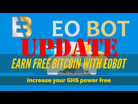 Eobot Cloud Mining 2020 Update