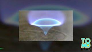 Tornado api bisa membersihkan tumpahan minyak di air - Tomonews