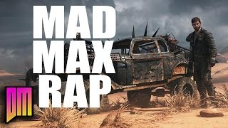 "MAD MAX |Rap Song Tribute| DEFMATCH ""Your Blood Bank"""