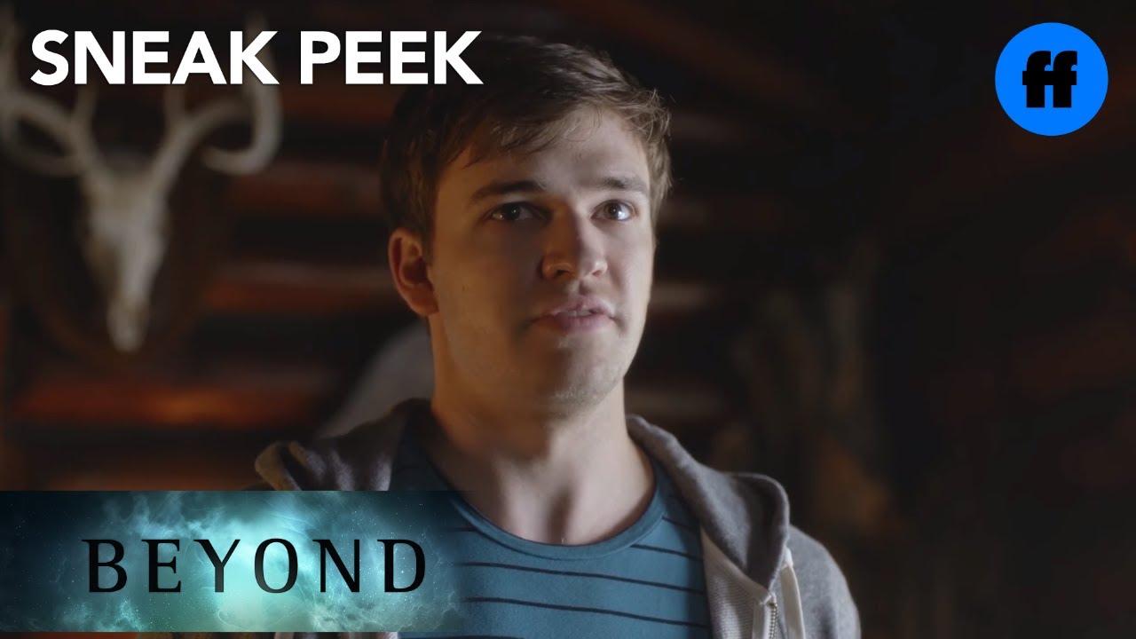 Download Beyond | Season 1, Episode 4 Sneak Peek: Holden Wakes Up | Freeform
