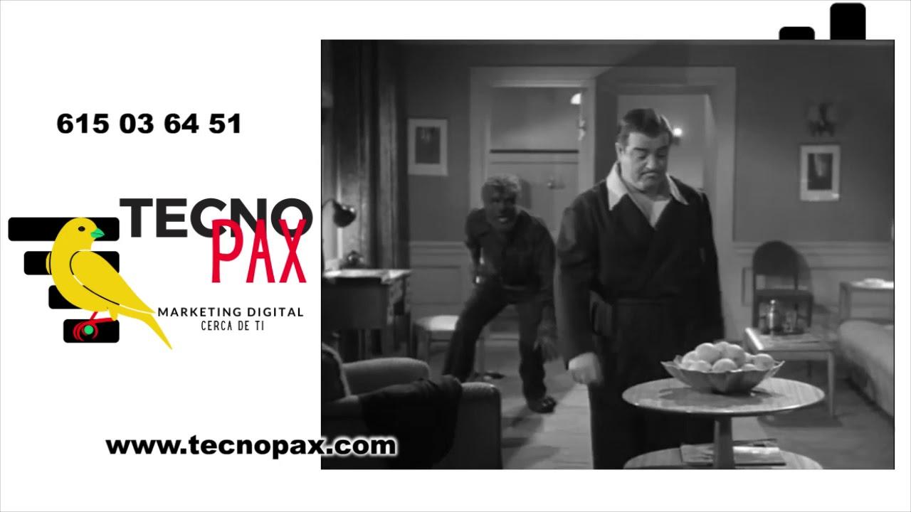 Tecnopax - Marketing Digital