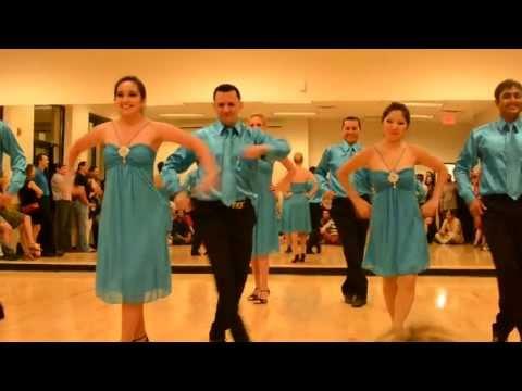 "Sentir El Ritmo Latin Dance Company 2013 Spring Recital Team ""Mama Guela"""