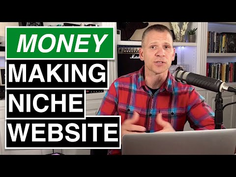 How NICHE Website Gets 472,999 Visitors Per Month And Makes Serious Money