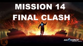 Anomaly: Warzone Earth Walkthrough - Mission 14 - Final Clash [No Commentary]