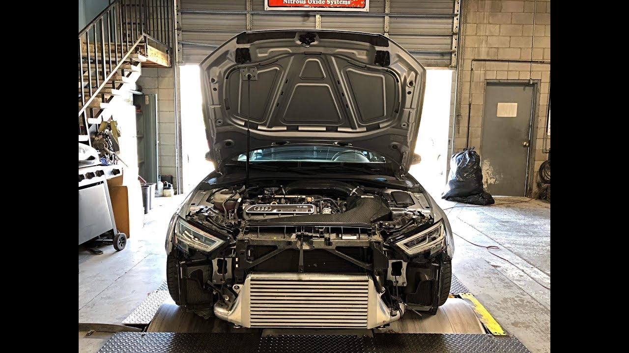 AUDI RS3/TTRS PERFORMANCE PARTS DEVELOPMENT + 3D PRINTING + DYNO  5CYL  SOUND PORN!!!