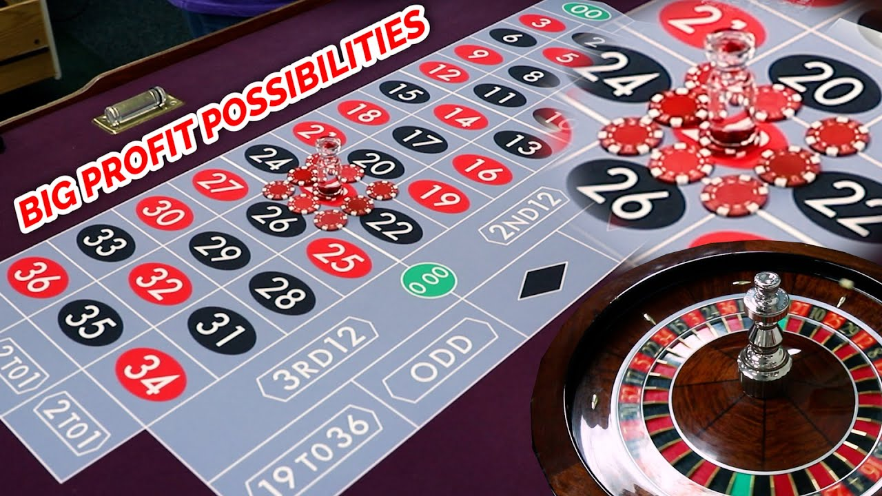 roulette betting strategy review