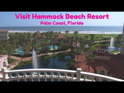 Florida Travel: Visit Hammock Beach Resort In Palm Coast, Florida