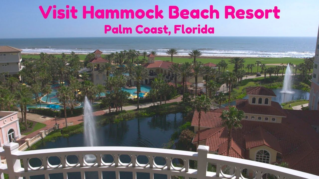 Florida Travel Visit Hammock Beach Resort In Palm Coast