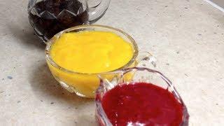 Dessert Sauces Three Choices Thermochef Video Recipe Cheekyricho