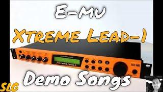 E-mu | Xtreme Lead 1 | Factory Demo Songs
