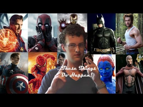 Top 10 - Comic Book Films