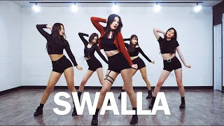 BLACKPINK LISA SOLO 'SWALLA' | 커버댄스 DANCE COVER | 거울모드 MIRRORED (1:45~)