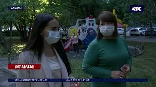 У пятерых казахстанцев прилетевших на отдых в Турцию обнаружен коронавирус